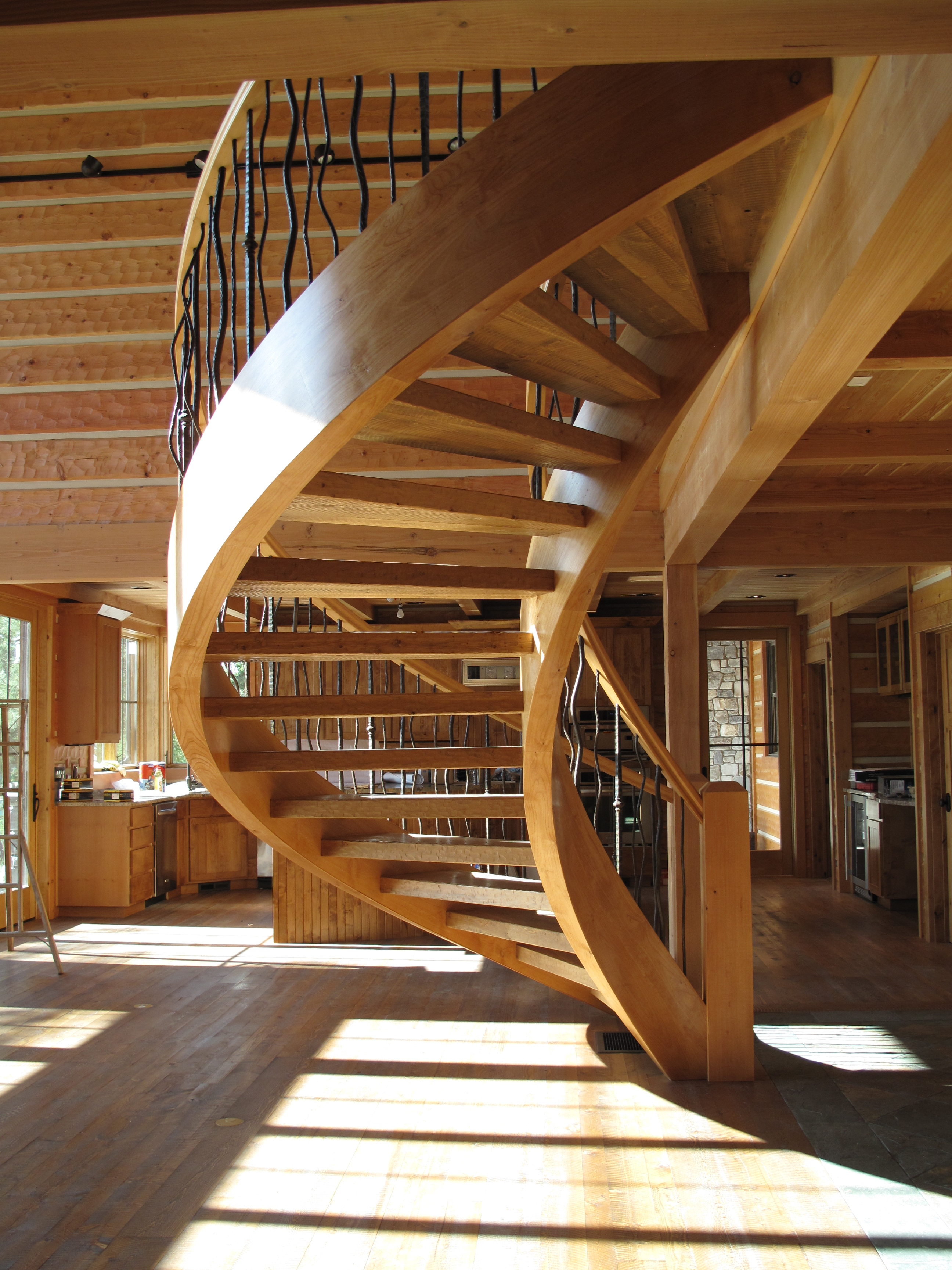 Awesome Spiral Stair